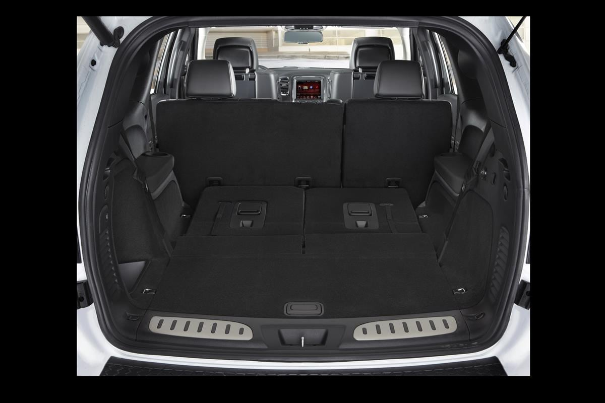 2014 Dodge Durango Review Classy Suv Hip New Looks With
