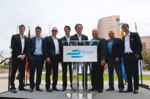 Formula E Long Beach 2014 announcement