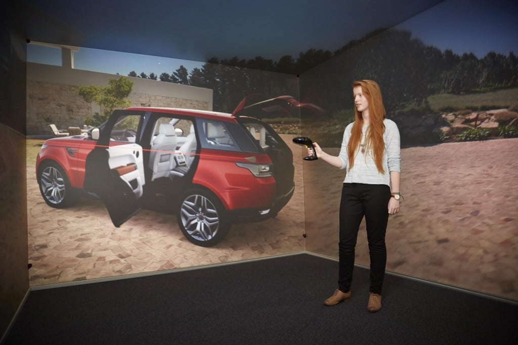 2013 Range Rover Evoque WISE Scholarship beneficiary Harriet Vickers