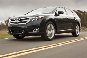 Family Wagon: Toyota Venza offers room, power, versatility as family hauler