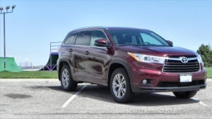 2014 Toyota Highlander – the ultimate family crossover