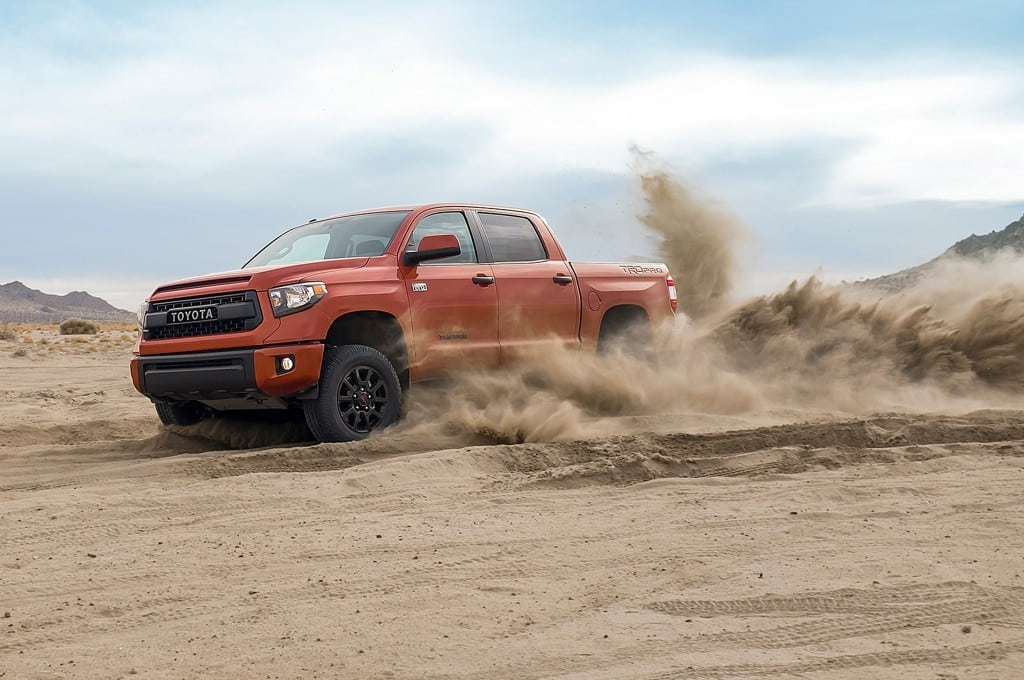 Ram Power Wagon, Ford Raptor, Tundra TRD Pro - What Off-Road Truck is Best?