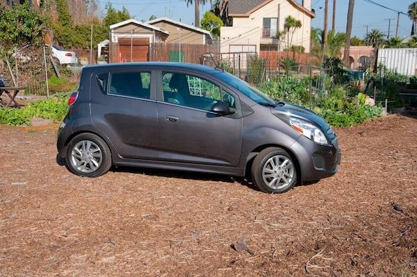 Spunky 2014 Chevy Spark Ev Review Carnewscafe