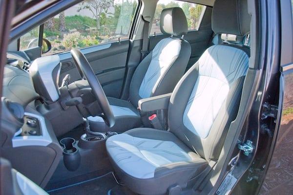 Chevy Spark EV