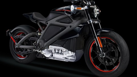 Harley Davidson LiveWire is an Electric Motorcycle! Wtf? (VIDEOS)