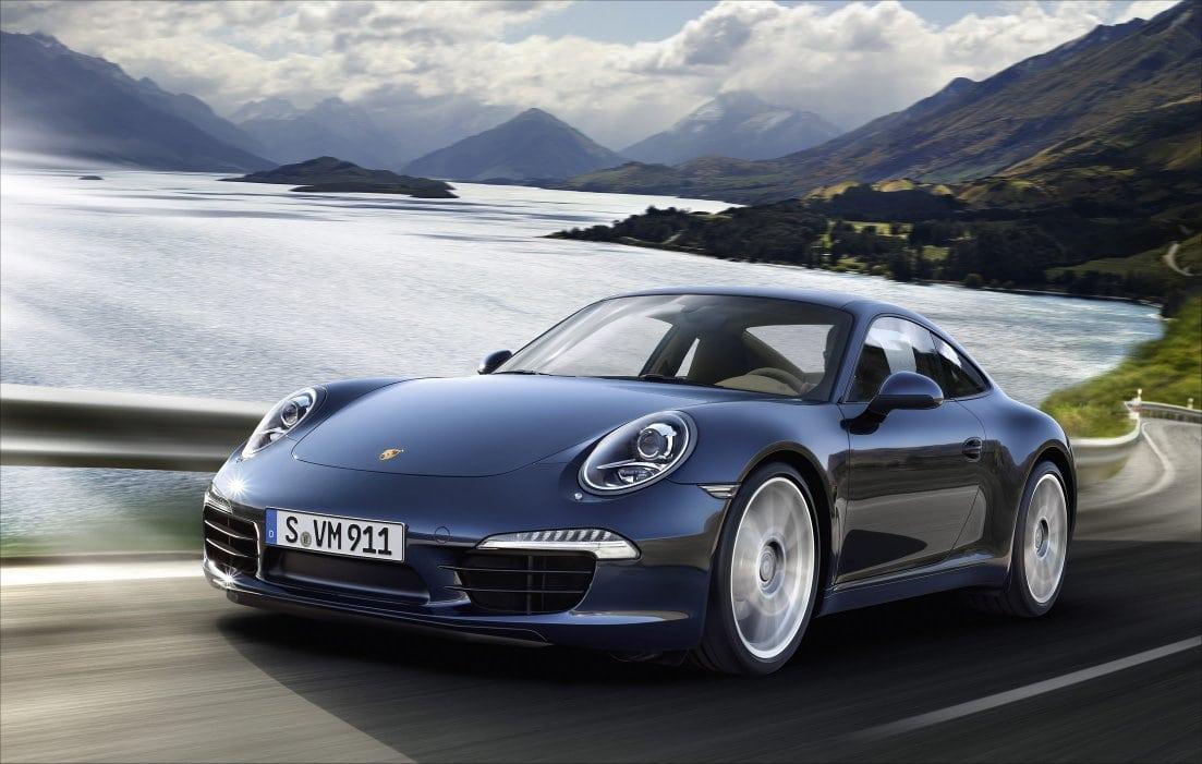 Number 5: Porsche 911