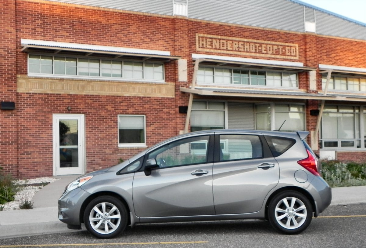 2014 Nissan Versa Note – a best-seller for a reason