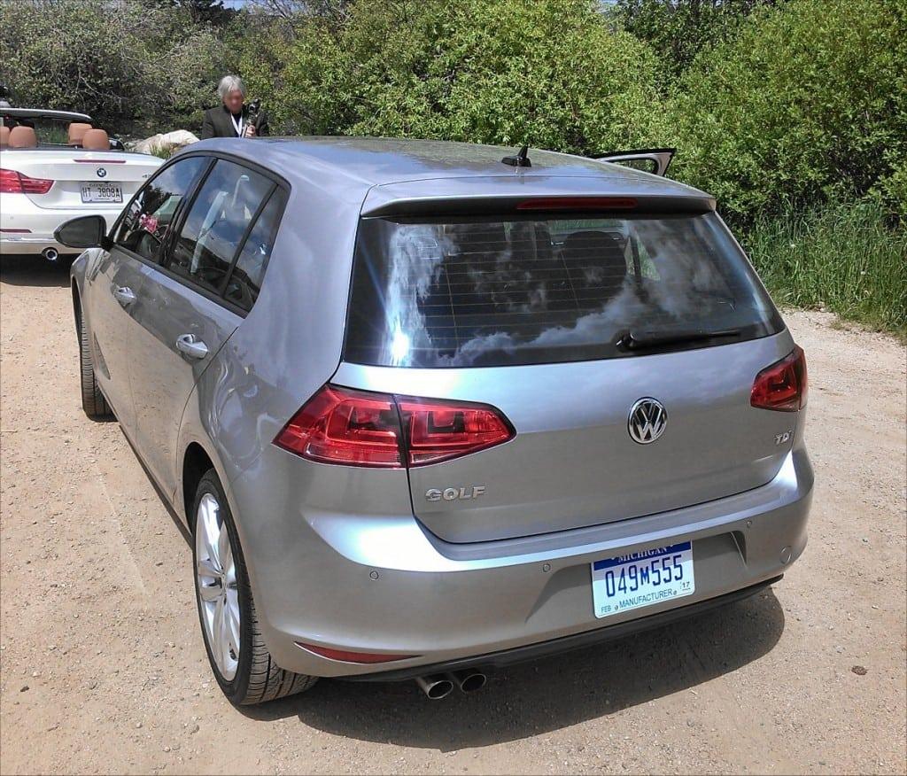 2015 VW Golf TDI-2