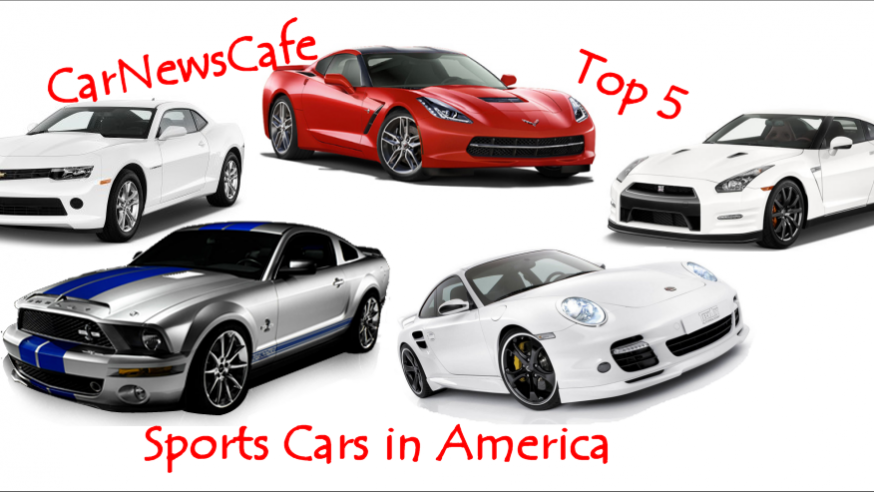 top 5 most popular sports cars in america. Black Bedroom Furniture Sets. Home Design Ideas