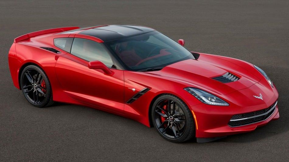 Merveilleux Number 3: Chevrolet Corvette