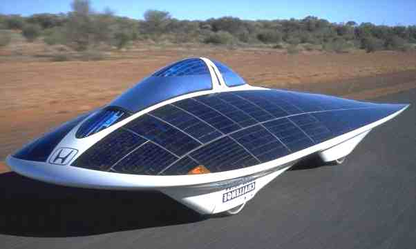 Honda-solar-power-car1