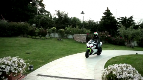 Energica releases Commercial to Showcase its Ego [VIDEO]