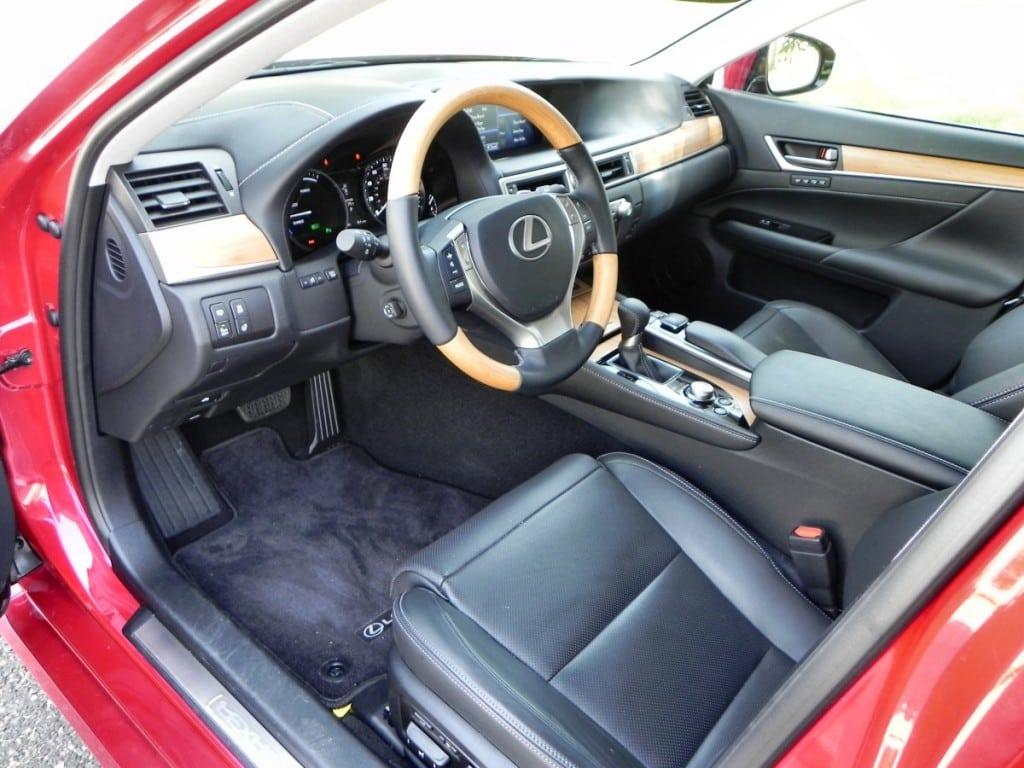 2014 Lexus GS 450h - interior - AOA1200px