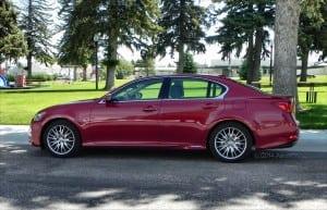 2014 Lexus GS450h is refined hybrid luxury