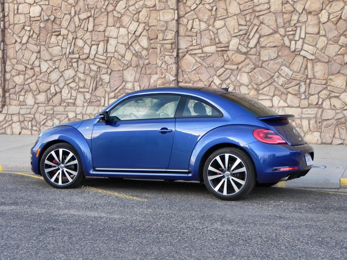 2014 volkswagen beetle r line the manly beetle. Black Bedroom Furniture Sets. Home Design Ideas