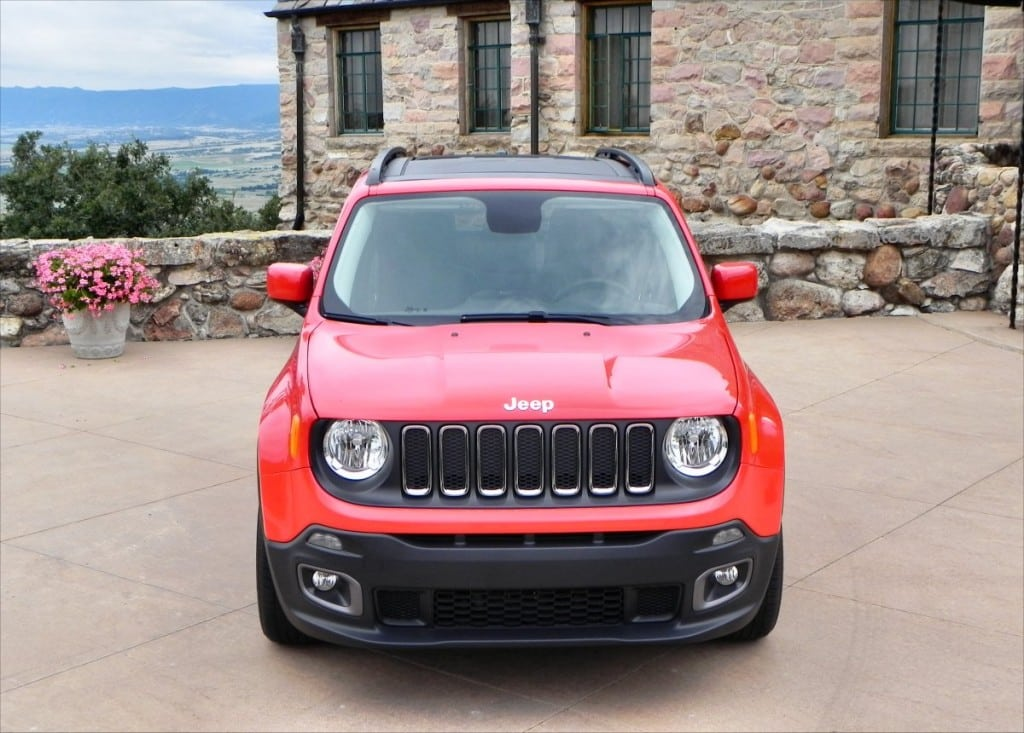 2015 Jeep Renegade - 11