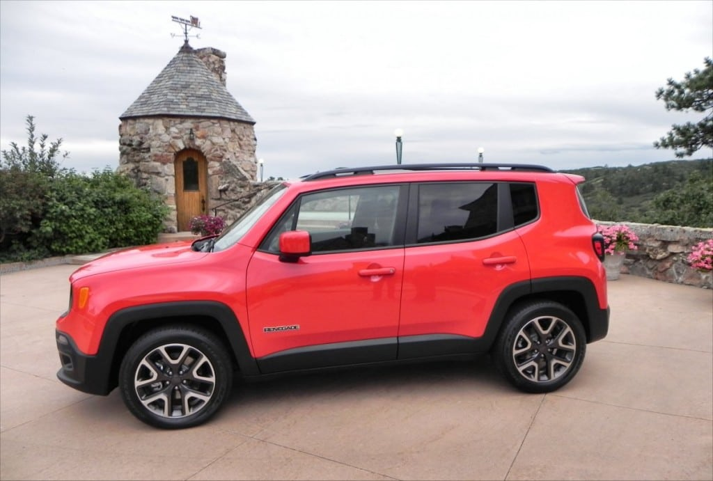2015 Jeep Renegade - 7