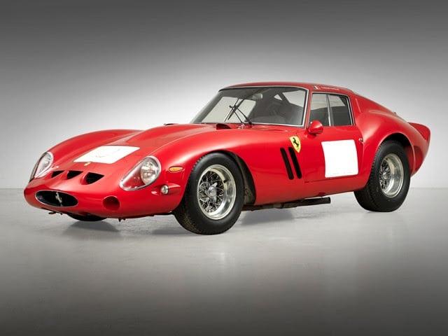 Bonhams Ferrari 250 GTO