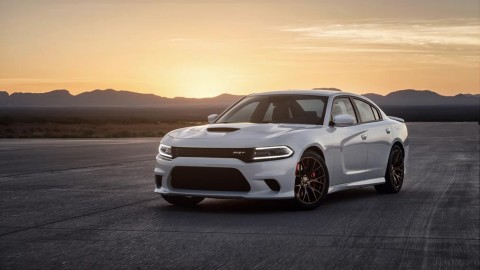 2015 Charger SRT Hellcat is Most Powerful Sedan in the World (gallery)
