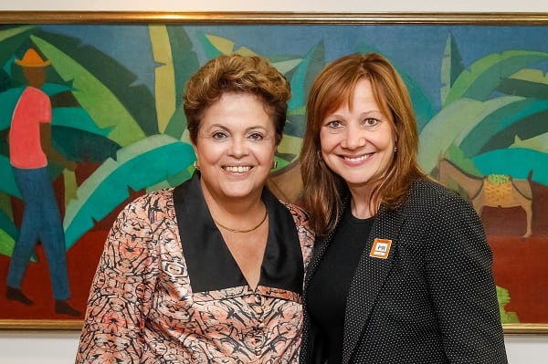 mary barra dilma roussef