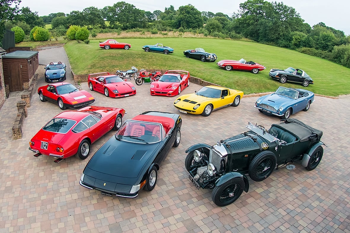 Salon Prive Sale promises some of Europe\'s finest classics at ...