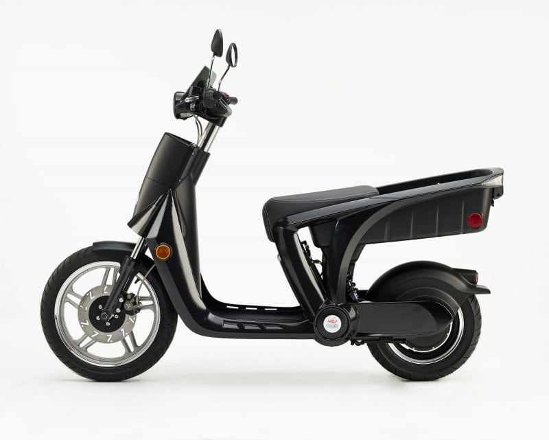 The Genze electric scooter
