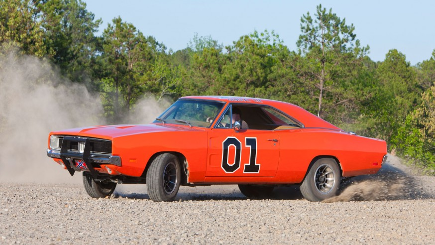 the general lee takes -#main