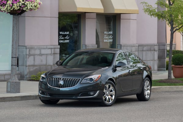 Buick Regal gs review