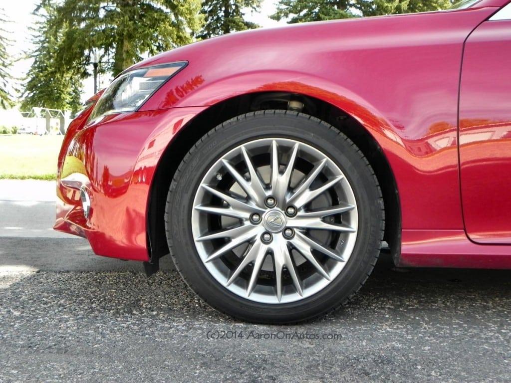 2014 Lexus GS 450h - wheel - AOA1200px