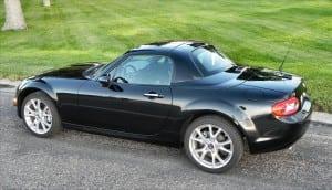 25 years of roadster fun: 2015 Mazda Miata celebrates 25 years with fun, affordable convertible