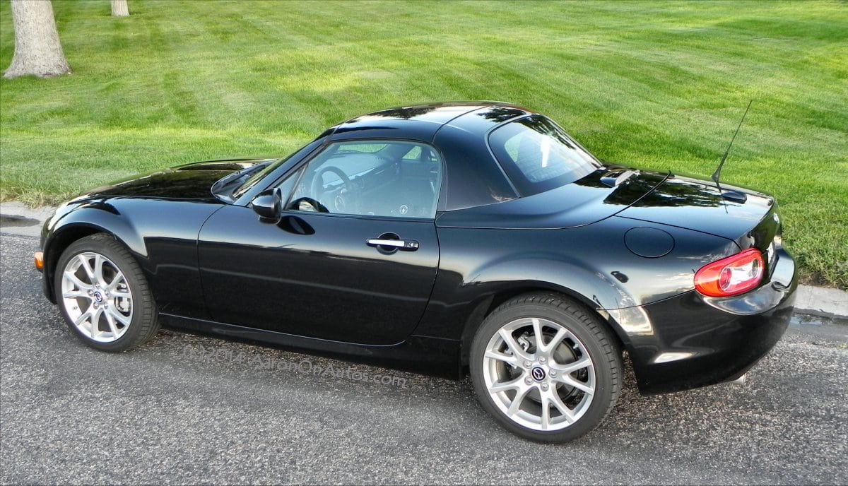 25 years of roadster fun: 2015 Mazda Miata celebrates 25 years with fun, affordable convertible