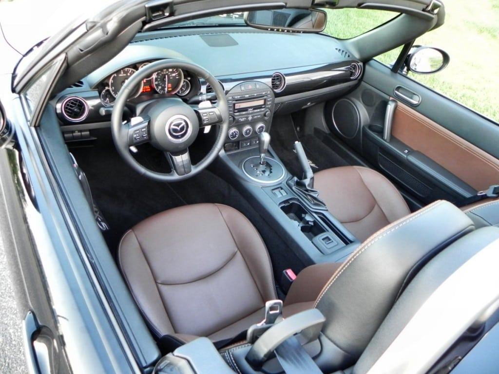 2014 Mazda MX-5 Miata - interior 1 - AOA1200px