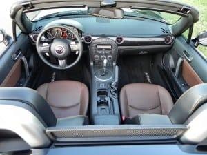 2014 Mazda MX-5 Miata - interior 2 - AOA1200px