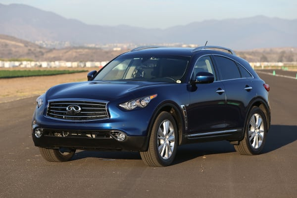 2014 Infiniti QX70 Review –  New name, same Power and Luxury