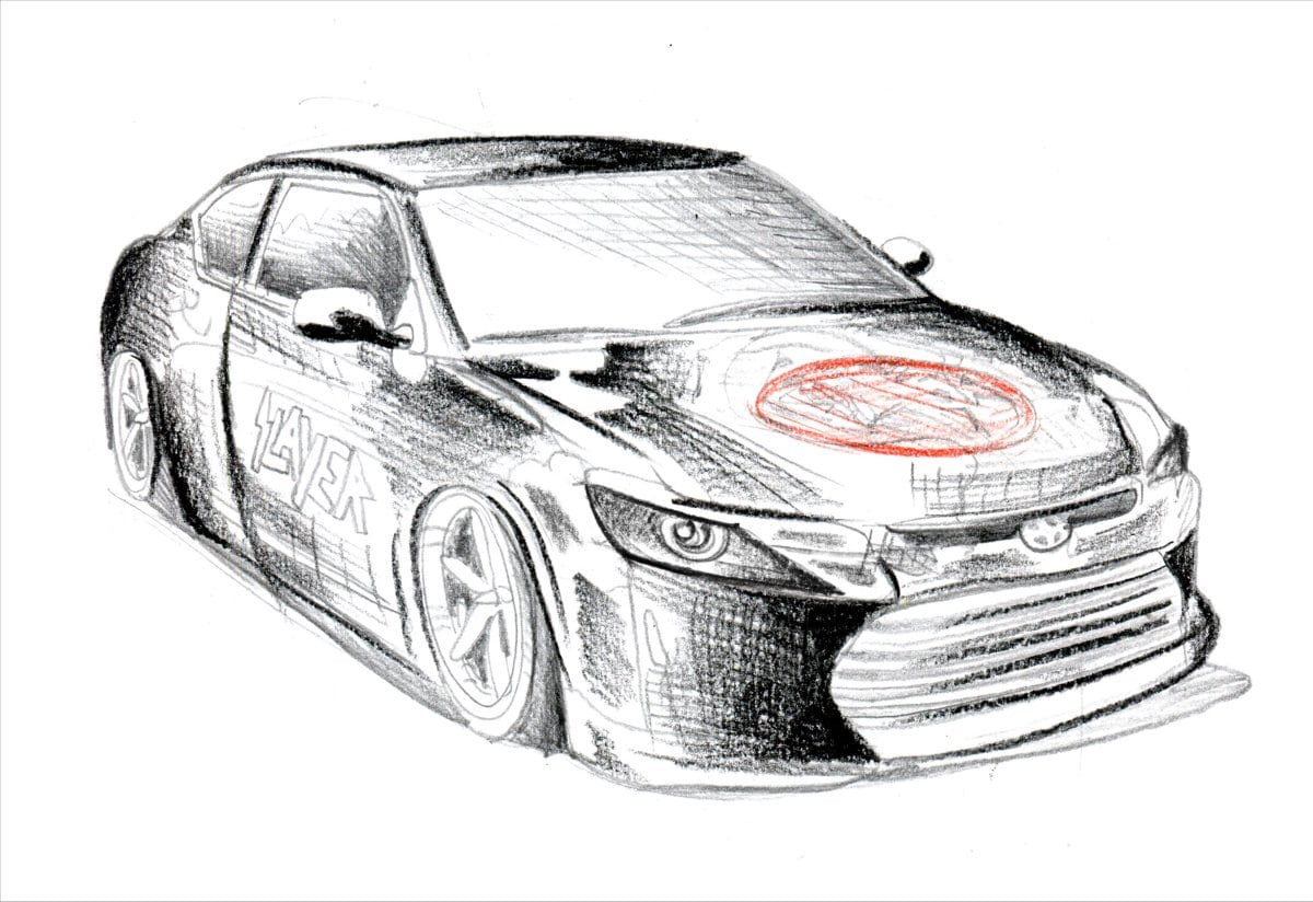 custom scion tc with Scion Teases Sema Concepts Inspired Slayer Riley Hawk on Scion Xb Filters also Decals For Scion Frs grMai5knt46sh8LB9QoaR8tNe0fvBlYHtrtrZVTzEv8 together with Front Wind Splitters additionally 2006 Scion Xb Rear Hatch Body Parts as well Scion Teases Sema Concepts Inspired Slayer Riley Hawk.