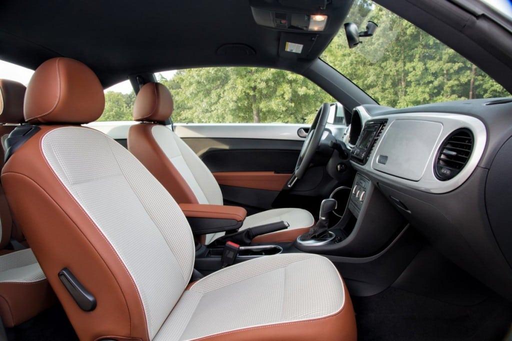 Beetle Classic interior