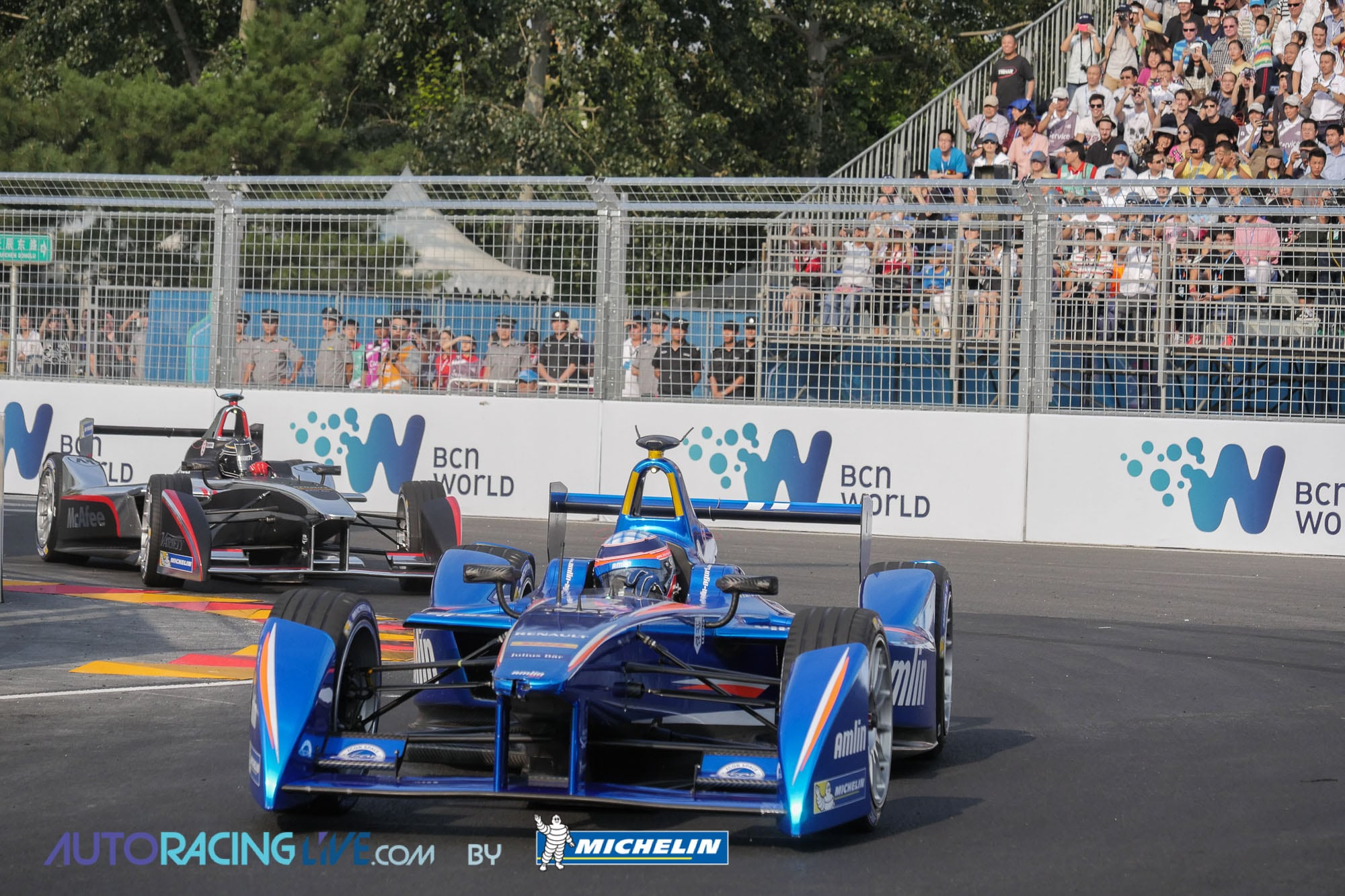 Formula E First Race Was Epic Beyond Expectations VIDEO