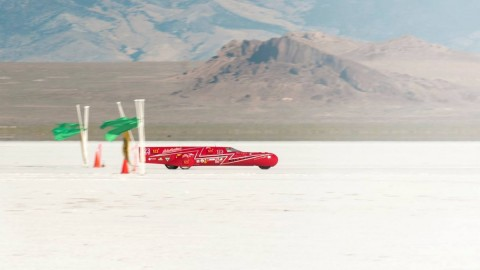 KillaJoule and Eva Håkansson Smash Into New 241 mph World Records