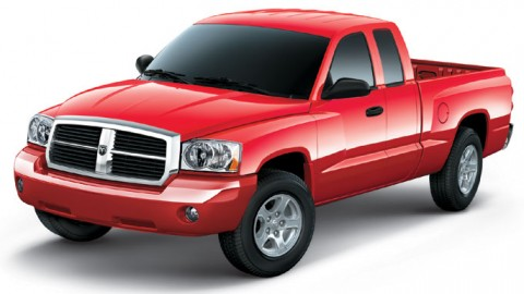 Ram Truck May Bring Back Dakota Pickup via Mitsubishi