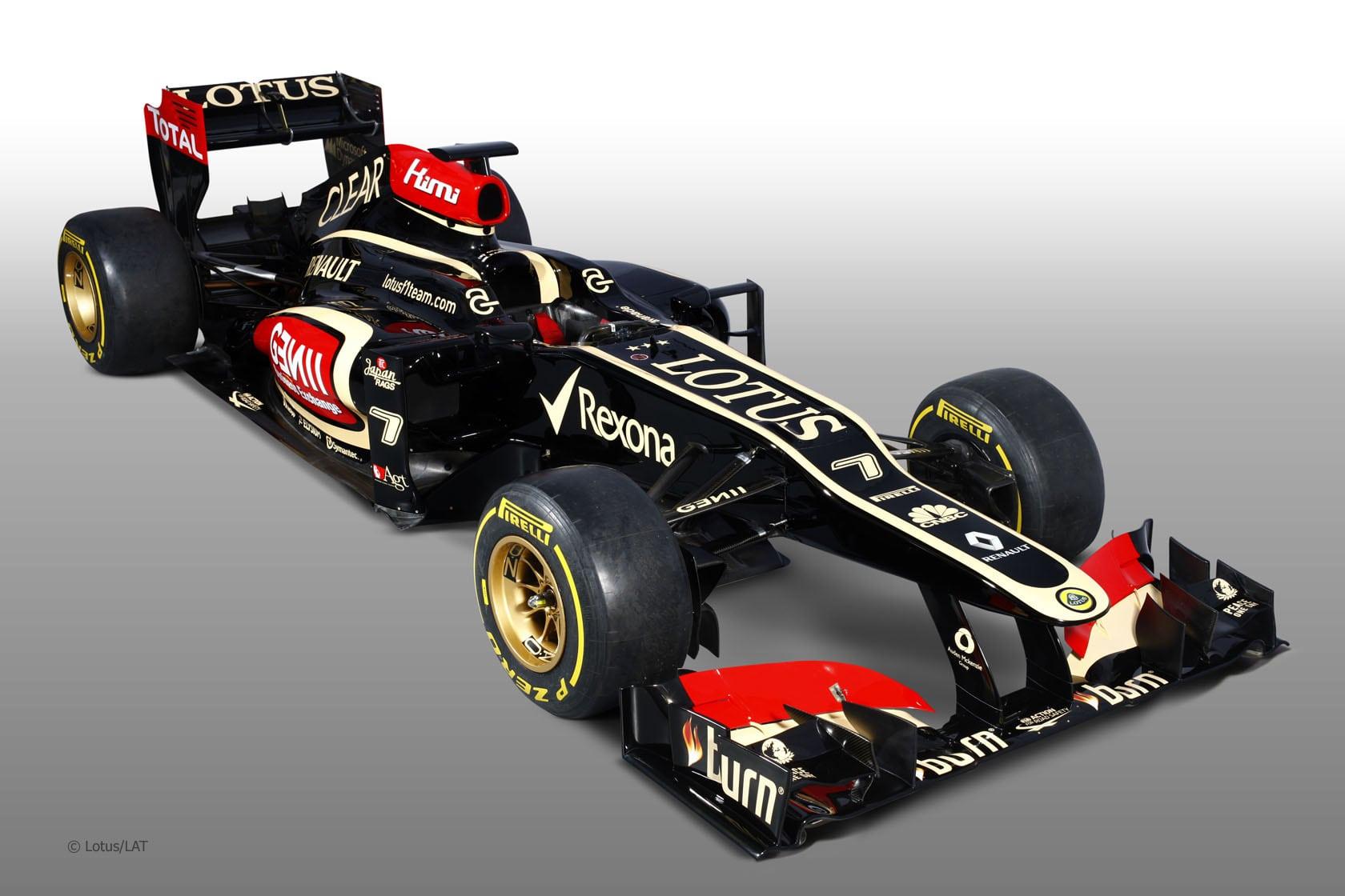 Happy Birthday, Lotus F1 Style (video) - CarNewsCafe