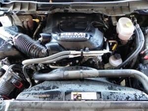 2014 Ram 2500 Big Horn - engine - AOA1200px