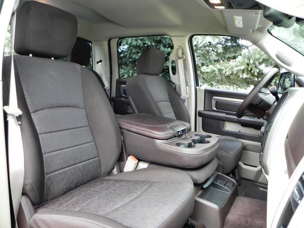 2014 Ram 2500 Big Horn - interior - AOA1200px