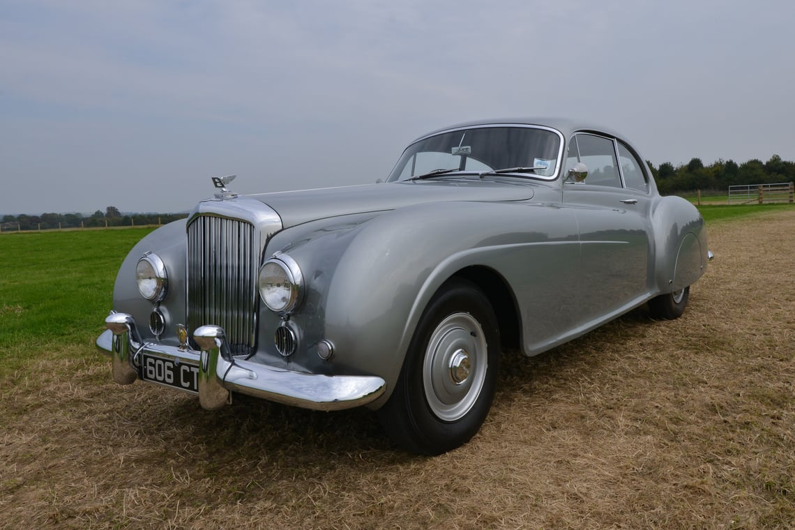 211014silvauct-1954 Bentley R Type Continental Fastback