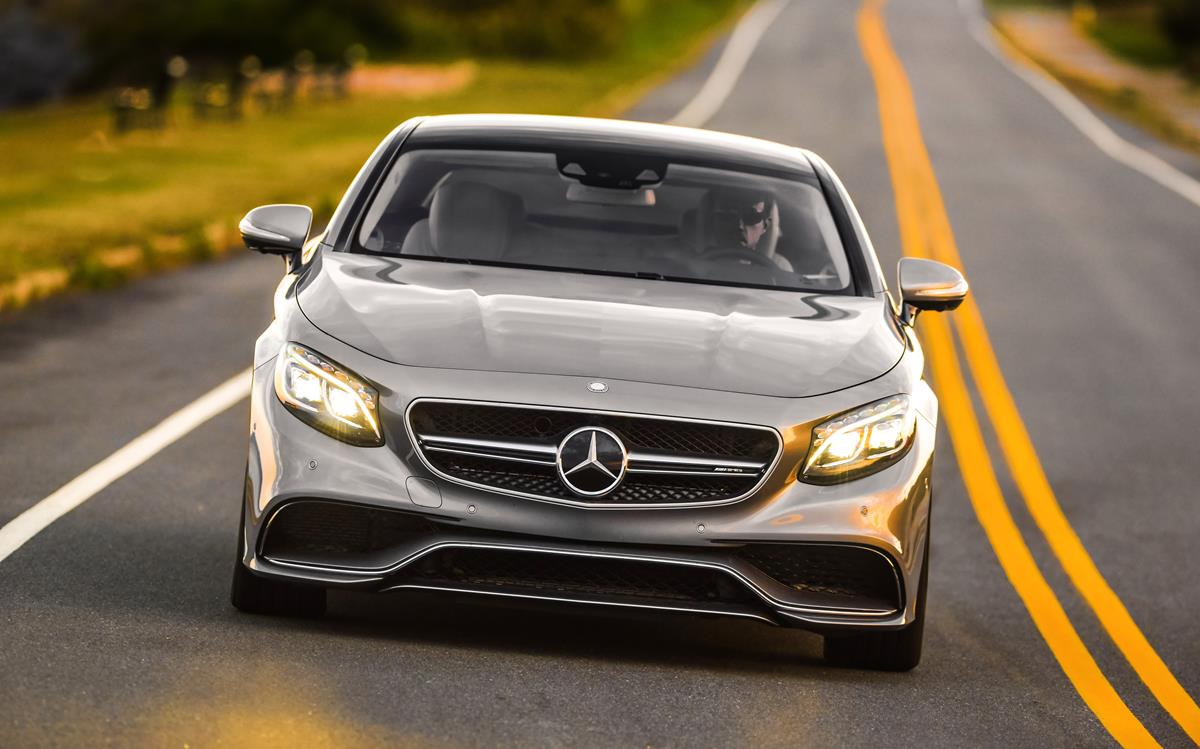 Mercedes benz s63 amg 4matic coupe carnewscafe for Mercedes benz press release