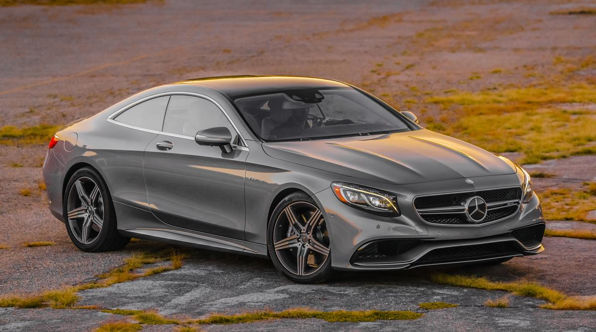 Mercedes benz s63 amg 4matic coupe carnewscafe for Mercedes benz s63 amg biturbo