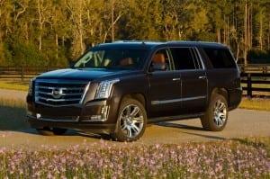 Super-sized Luxury: Cadillac Escalade ESV bigger, bolder than ever before