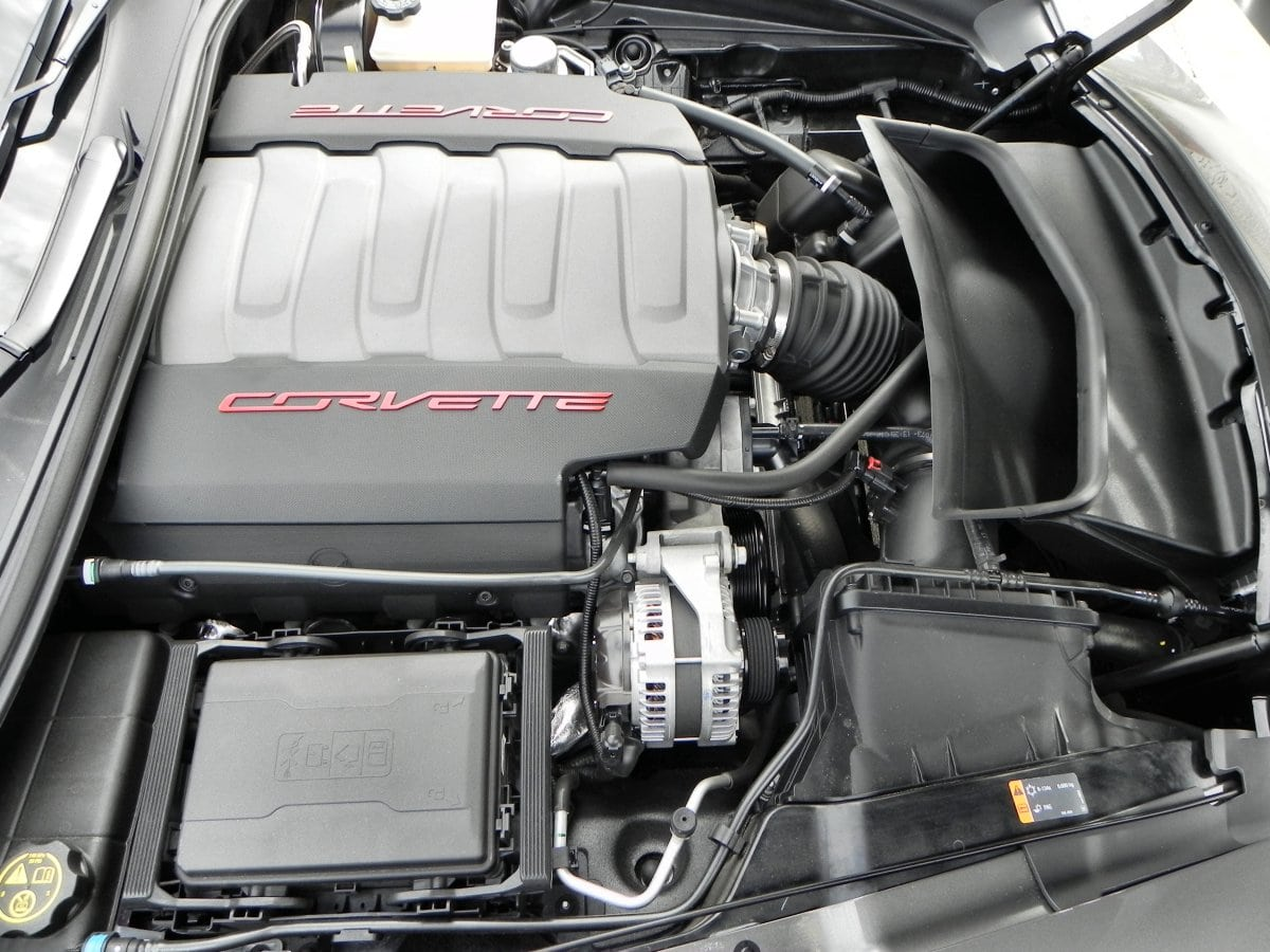 2015 Corvette Stingray  Moving the Icon Forward With Panache