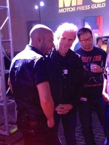 Nicolas Zart talks to Derek Jenkins