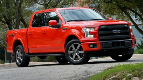 Ford Working on Hybrid F-150 Pickup Truck