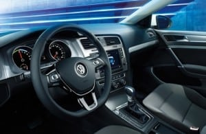 Volkswagen E-Golf Auction